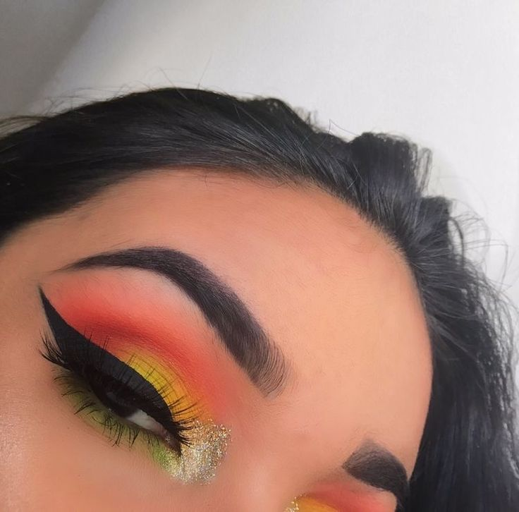 25 best ideas about bright eye makeup on pinterest