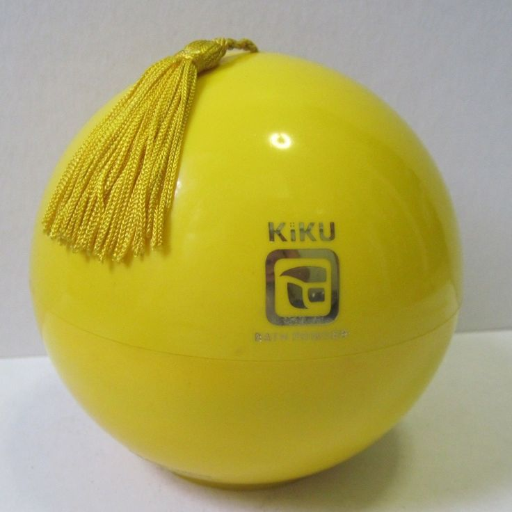 Kiku was my ABSOLUTE favourite perfume growing up. I had this bath powder. Wish I could find it now!