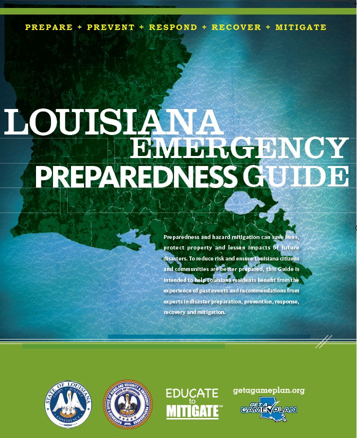 Governor's Office of Homeland Security & Emergency Preparedness | State of Louisiana