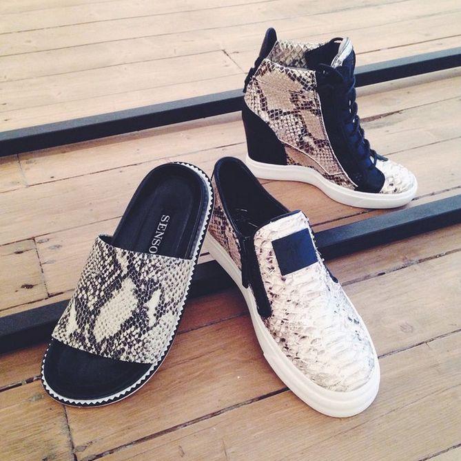 WANT: Iconic Snake Prints #senso Kailee III, #giuseppezanotti Python Print Sneaker and Berdyk Snake Print Leather Wedged Sneaker   http://www.oxygenboutique.com/kailee.aspx  http://www.oxygenboutique.com/Python-Print-Sneaker.aspx  http://www.oxygenboutique.com/Berdyk-Snake-Print-Leather-Wedged-Sneaker.aspx  #fashion #shoes #trend #shopping #picoftheday