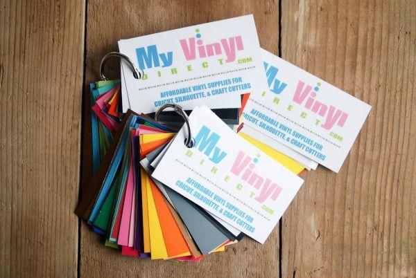 My Vinyl Direct - My Vinyl Direct Color Samples, $4.98 (http://www.myvinyldirect.com/my-vinyl-direct-color-samples/)