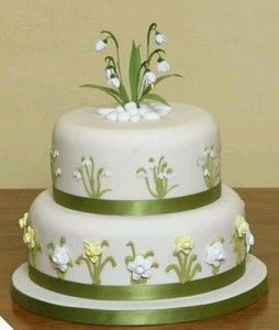 15 opciones de tortas decoradas para boda (2)