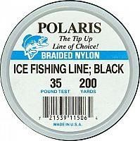 Woodstock Line 200yd Ice Fishing Line 35 Black Fishing Equipment  https://fishingrodsreelsandgear.com/product/woodstock-line-200yd-ice-fishing-line-35-black-fishing-equipment/  Number one in fishing sports Manufactured in the country of China Made of the highest quality material