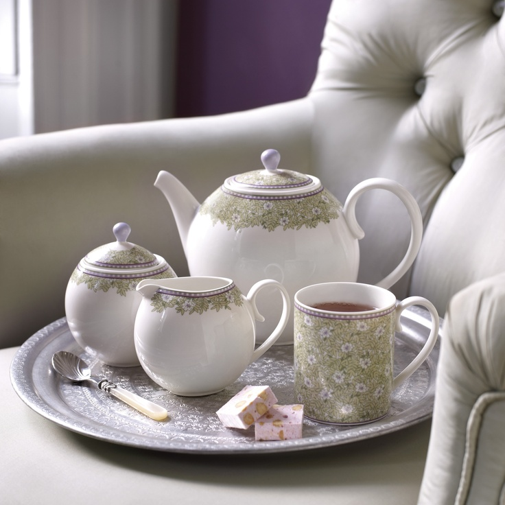 Time for tea with Daisy Green
