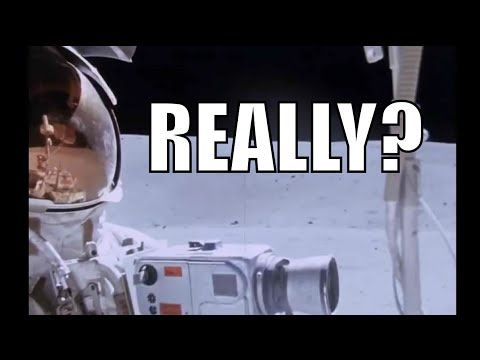 Moon Landing Hoax | The Moon Buggy Charade - YouTube