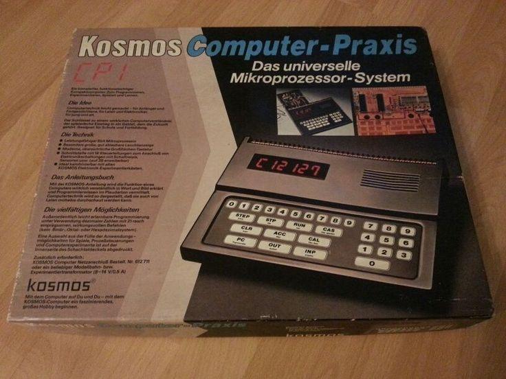 Kosmos Computer-Praxis CP I - Experimentierkasten | eBay