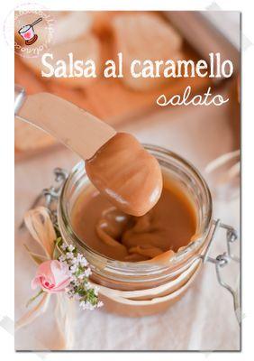 Bolli bolli pentolino: Salsa al caramello salato o salsa mou