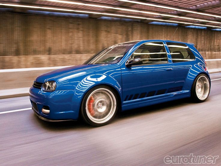 2004 VW R32 - Rated R