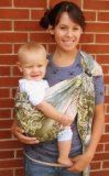 Baby Sling Pattern - how to make a baby sling wrap | babywearing