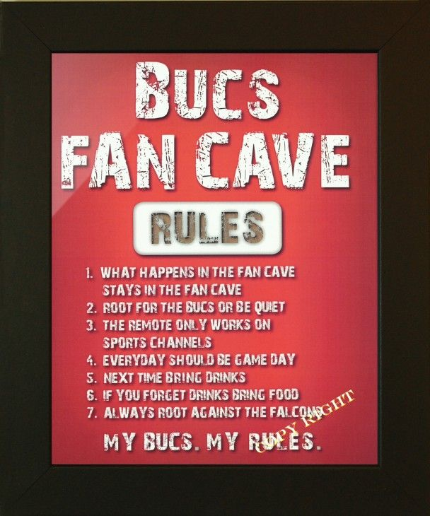 tampa bay buccaneers man caves images - Google Search