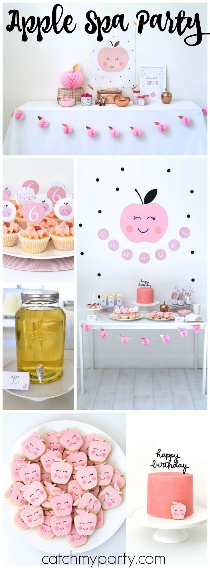 247 best Spa Party Ideas images on Pinterest | Birthday party ideas ...