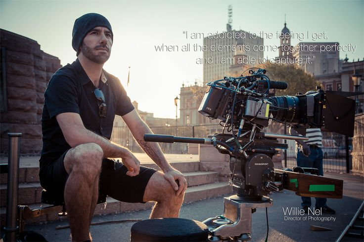 Director of Photography - Willie Nel