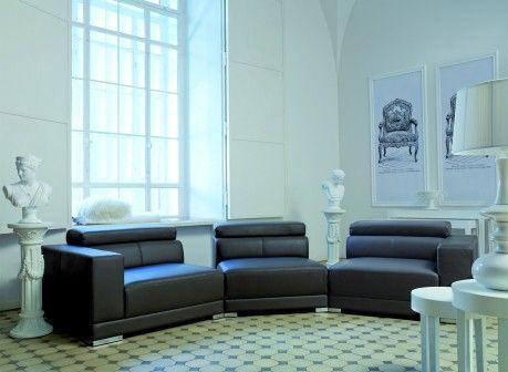 Zestaw wypoczynkowy: kanapy/ sofas Kler Ballo – W090