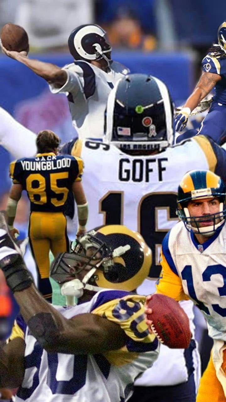 Pin By Ronald Yoshioka 吉岡様 On La Rams Rams Football Los Angeles Rams La Rams