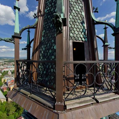 360° panoramic photography by Robert Mročka. Visit us to see more amazing panoramas from Czech Republic and thousands of other places in the world.