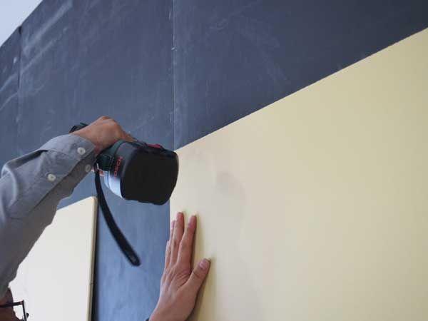 壁の防音 間仕切り壁の自作 子供部屋間仕切り 防音壁自作 防音壁diy