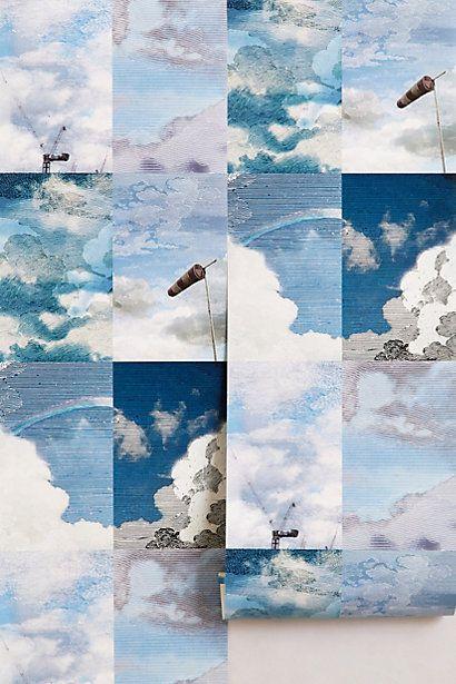 Dutch Sky Wallpaper #blueBlue