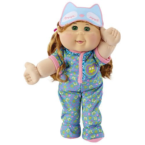 Cabbage Patch Kids 14 inch Kids Glow Party: Red Hair, Caucasian Girl
