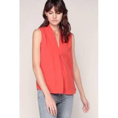 Prezzi e Sconti: Vero #moda canotte arancione / corallo  ad Euro 22.36 in #Vero moda #Altri prodotti comprende tutte