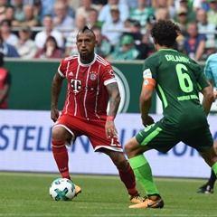Bundesliga Football Match - Werder Bremen vs Bayern Munich