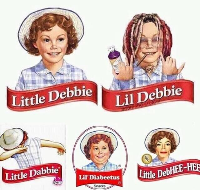 Lil Debbie | other things I like | Funny memes, Funny jokes