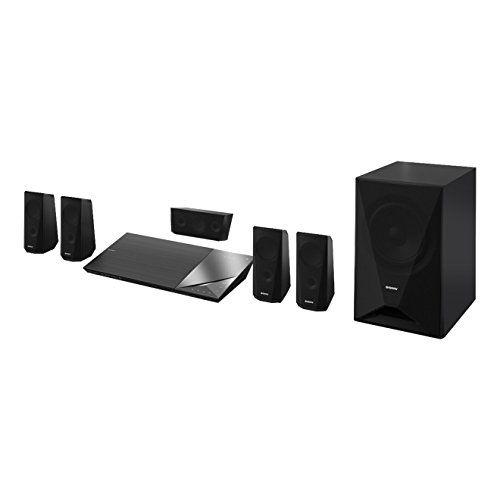 Sony BDVN5200WB.CEL - Equipo de Home Cinema 5.1 de 1000W (Blu-ray, 3D, 4K, USB…