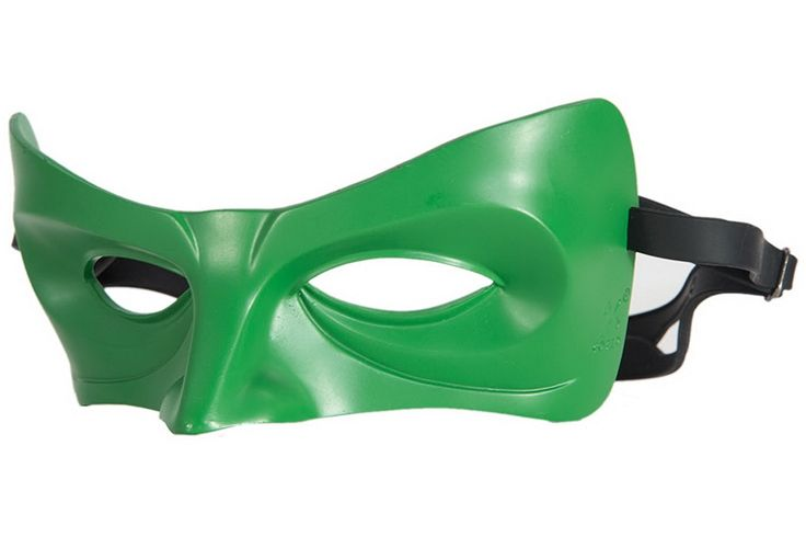 XCOSER Lantern Green Eye Mask Costume Props for Halloween Masquerade Party Resin >>> Click image for more details.