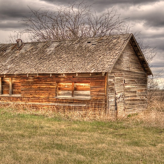 This Old Farm Building