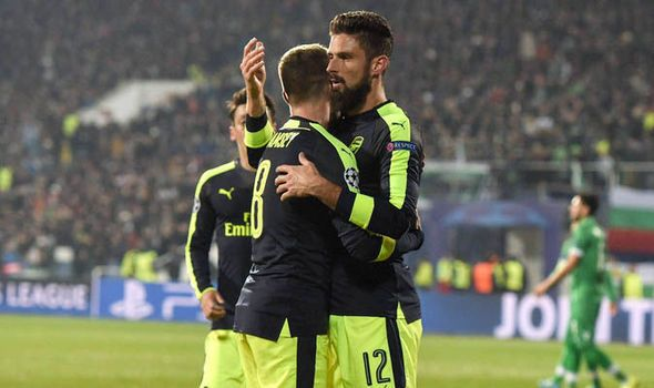 Arsenal player ratings: Mesut Ozil saves Gunners but which two defenders failed with 5s?   via Arsenal FC - Latest news gossip and videos http://ift.tt/2eS76Wq  Arsenal FC - Latest news gossip and videos IFTTT