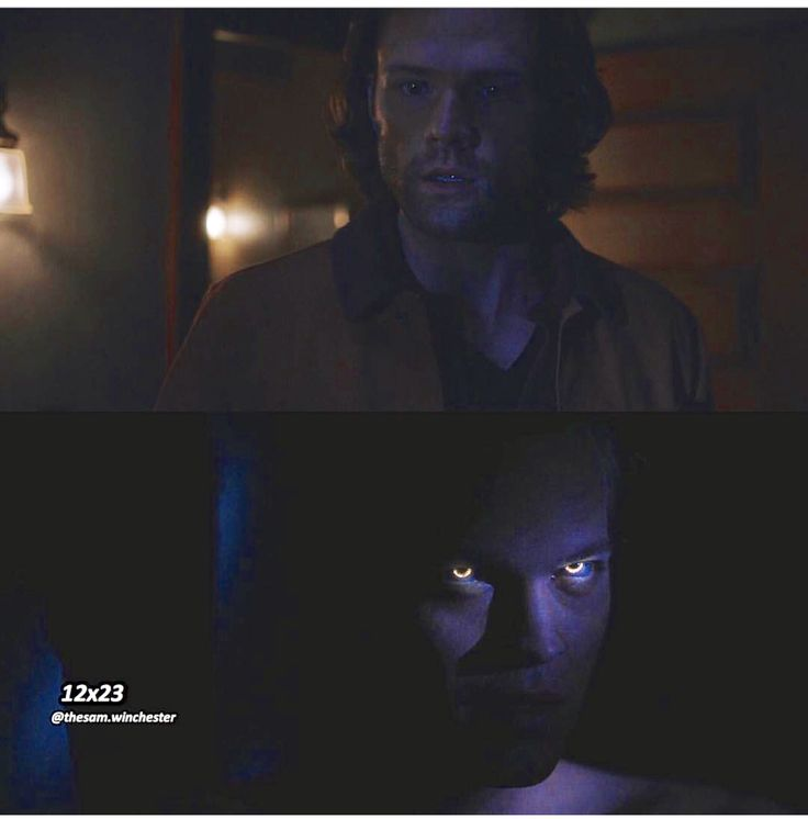 Sam meets Lucifer's son Jack