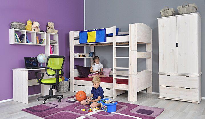 ekologiczne łóżka pietrowe oraz meble dla dzieci.  http://www.seart.pl/lozko-sosnowe-pietrowe-junior-j130s-p-3857.html