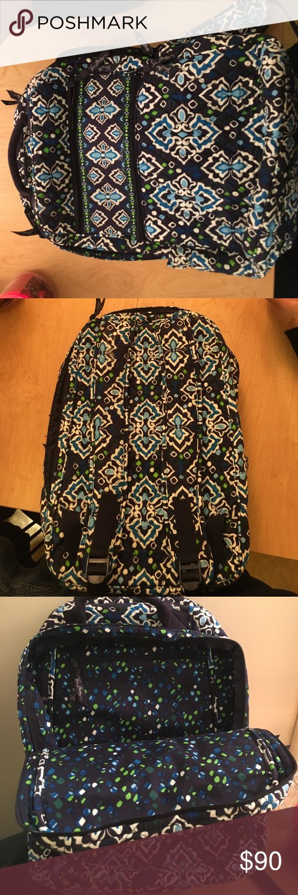 Vera Bradley, laptop backpack Newest Vera Bradley …