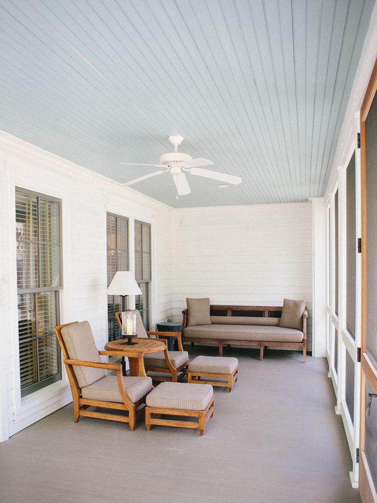 Haint Blue Porch Ceilings Sw 6471 Hazel Sw 6505 Atmospheric Sw 6944 Pool Blue Paint Colors