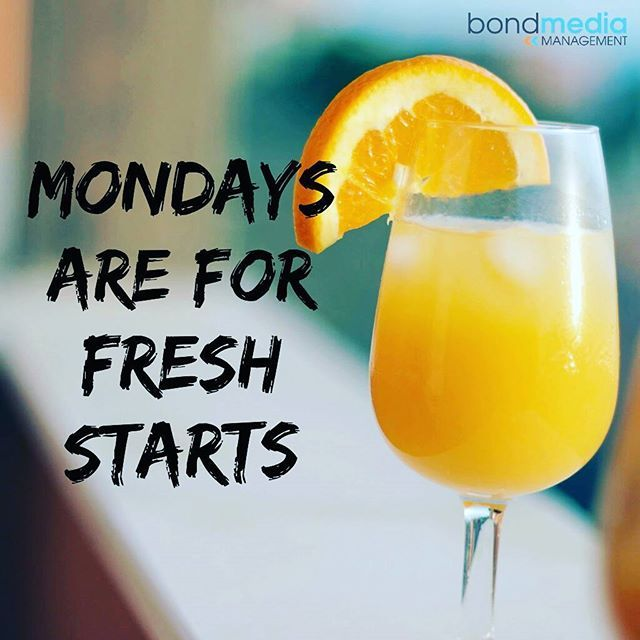 Quote: Monday's are for Fresh Starts  For more......... follow me on Instagram xx