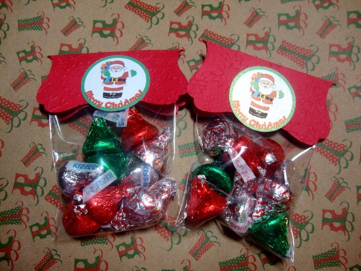 christmas treat bags merry christmas pinterest best christmas treat bags bag toppers and. Black Bedroom Furniture Sets. Home Design Ideas