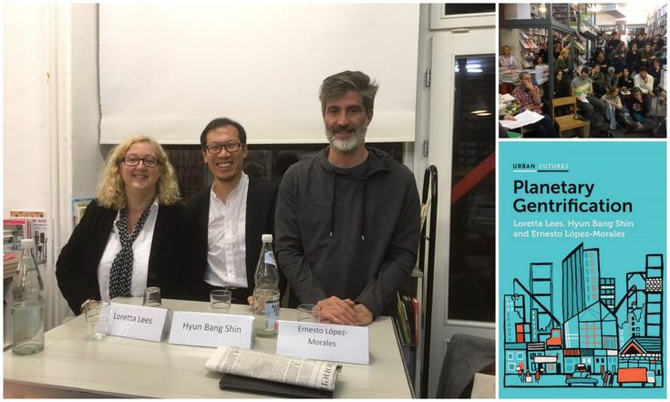 "Dr. Hyun Bang Shin, Associate Professor of Geography and Urban Studies, took part in the KOSMOS-Workshop ""Universal Gentrification? Conceptional Challenges of Comparative Urbanism"" at Humboldt Univ…"