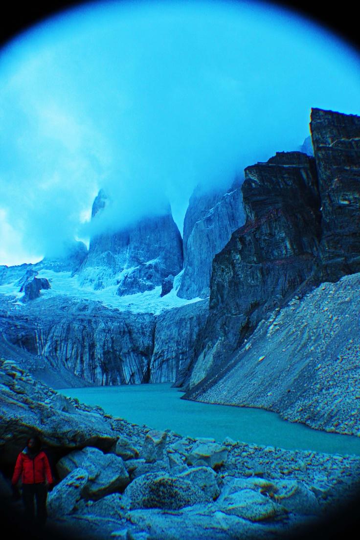 Torres del paine - Febrero - 2012 -foto: emiliO!