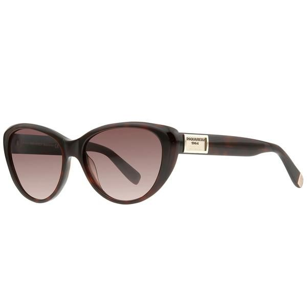 DSQUARED SUNGLASSES DQ0145 5852F LADIES
