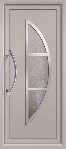 1000 images about front doors on pinterest metals for Contemporary upvc front doors