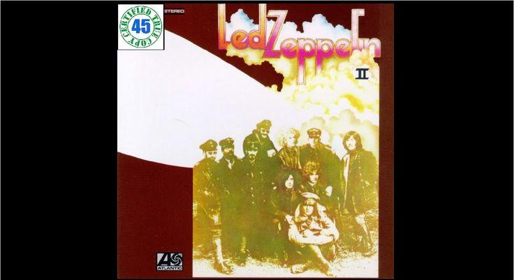 RAMBLE ON - LED ZEPPELIN - Led Zeppelin II (1969) HiDef