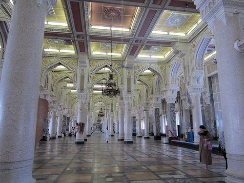 Inside Masjidil Haram, Mekkah