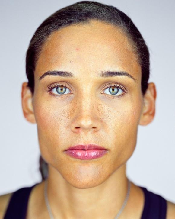 2012 US Olympians by Martin Schoeller Lolo Jones