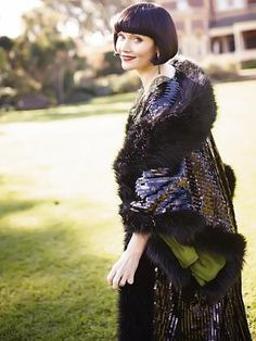 """Essie Davis stars in """"Miss Fisher's Murder Mystery"""