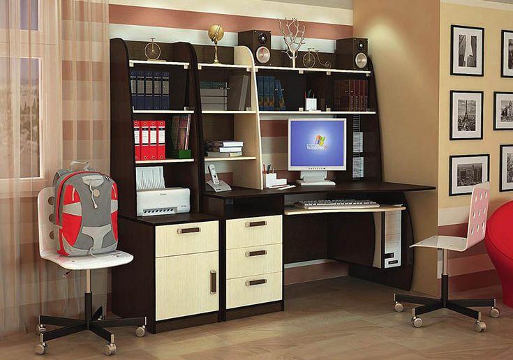 Компьютерный стол – полезная мебель для дома и офиса