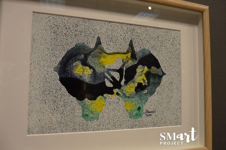 """Εγκαίνια της έκθεσης της Ιουλίας Μανούση με τίτλο: """"Αδρεναλίνη""""."""