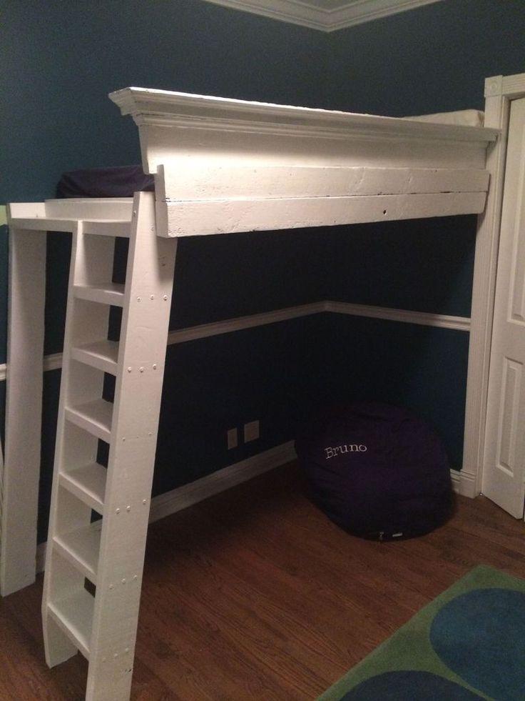 Mejores 20 imágenes de Loft bed storage en Pinterest | Camas ...