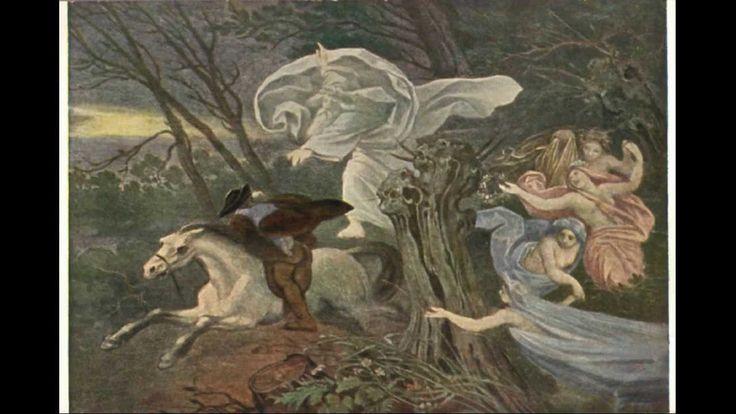 Johann Wolfgang von Goethe ~ Erlkönig