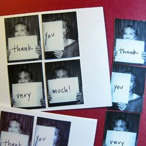 Cute Thank-You notes your kiddos will love to help make!