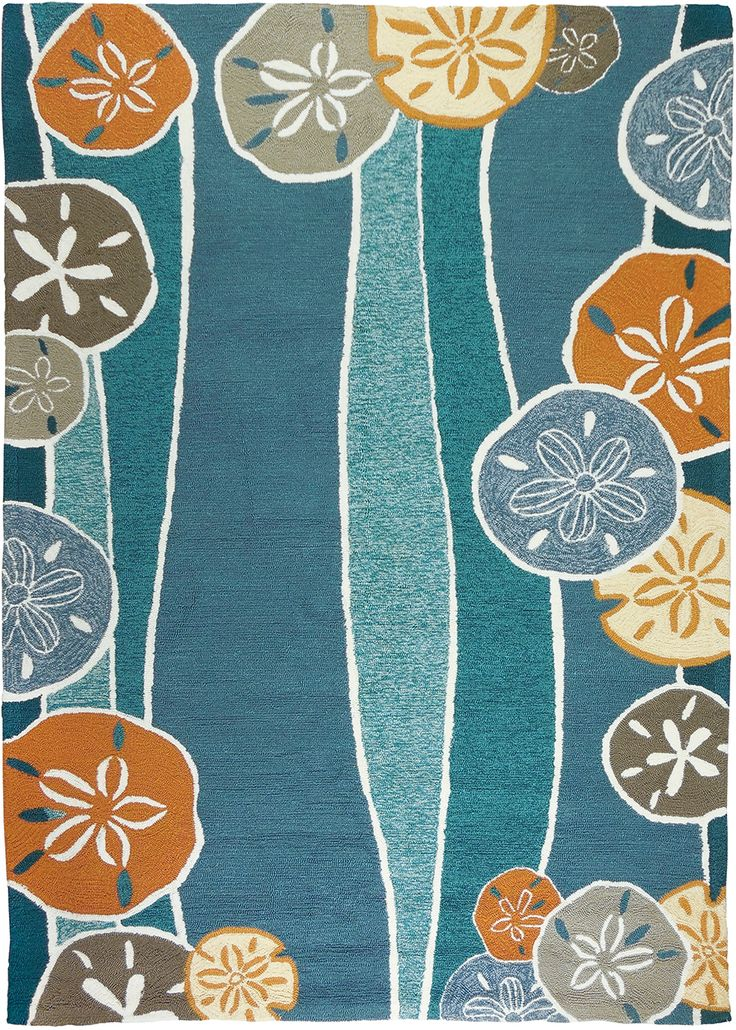 Introducing the Beachcomber Coastal Area rug!