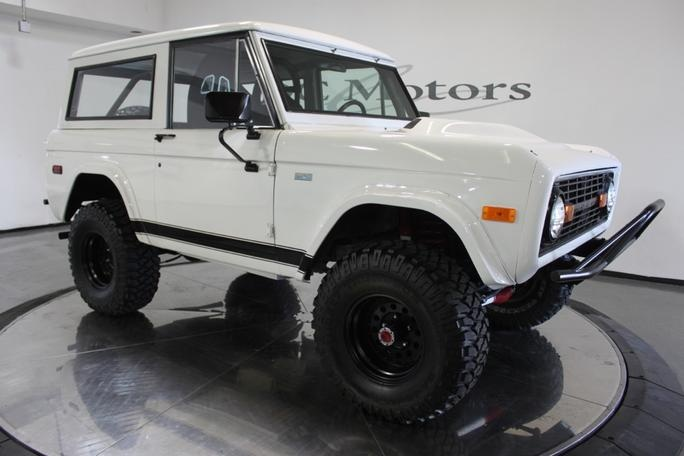 What I want my bronco to look like